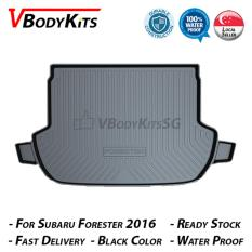 High Quality Subaru Forester 2016 17 18 3D Waterproof Car Bootliner Boot Tray Cargo Tray Trunk Mat Oem Cheap On Singapore