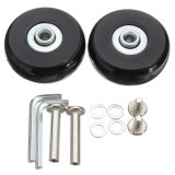 Price 4 Sets Luggage Suitcase Replacement Wheels Repair Od 50Mm Axles Deluxe Repair Intl Not Specified Online