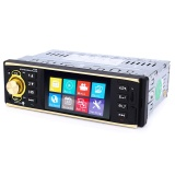 4019B 4 1 Inch Vehicle Mounted Mp5 Player Stereo Audio Car Video Fm Radio With Camera Remote Control With Camera Intl Coupon Code