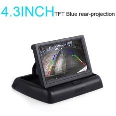 Top Rated 4 3 Lcd Car Rear View Backup Parking Monitor Sensor Dvd Gps Tv Media Video Screen Intl