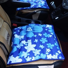 Best Rated 45X45Cm Ice Pad Cushion For Summer Car Seat Office Chair E Intl