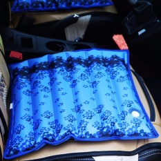 Promo 45X45Cm Ice Pad Cushion For Summer Car Seat Office Chair Intl