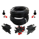 Compare 46M Micro Drip Irrigation Self Watering System Kit Set Drippers For Plant Garden Prices
