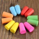 New 4Ever 100 Pairs Of Multicolor Memory Foam Soft Ear Plugs Sleep Work Travel Earplugs Noise Reducer Intl