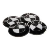 Best Buy 4Pcs Aluminium 56 5Mm Car Wheel Center Hub Caps Emblem Sticker Case For Bmw Logo X1 X3 X5 X6 M3 M5 Intl