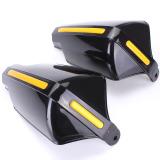 Who Sells 7 8 Handlebar Motorcycle Atv Bike Brush Hand Guard Handguard Protector Black Cheap