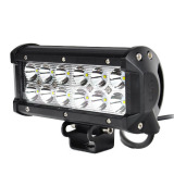 New 7 Inch 36W 12 Leds Super Bright Cree Led Work Light Bar 2520Lm Spot Beam Cars Truck Boat 4Wd 4X4 Off Road Lamp