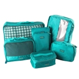 Sale 7Pcs Travel Organizer Buggy Bag Clothes Storage Packing Cube Functional Luggage Travel Bag Intl Online On China