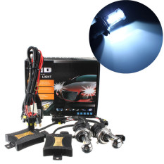 Price 8000K 1 Set Xenon Hid Conversion Kit H4 55W Dc12V Dual Beam Headlight Intl Oem China