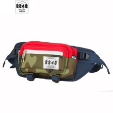 7b1e3273ab 8848 New Style Men And Women Wallet Outdoor Sports Small Bag Chest Male Japanese  Korean Leisure