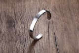 Cheapest 8Mm Width Surface Men Bracelet Bangle Stainless Steel Bracelet Men Silver Gold Black 3 Color Available Intl Online