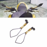 Review 8Mm 10Mm Cnc Motorcycle Rearview Side Mirrors Street Sports Bike Chopper Ruiser Intl On Hong Kong Sar China