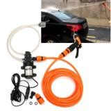 8Pcs Set Portable 80W 116Psi 12V High Pressure Car Electric Washer Wash Pump Intl Promo Code