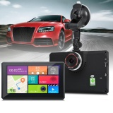 Price Comparison For 902 7 Inch Android 4 4 Car Tablet Gps 170 Degree Wide Angle 1080P Dvr Recorder Wifi 3G Fm Transmitter Multi Media Player Support Google Maps Software Intl