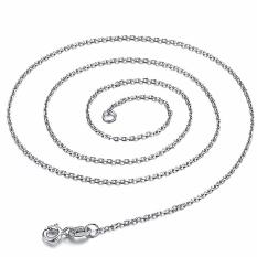Top 10 925 Sterling Silver O Ring Style Necklace Chain