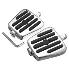 Sale A Pair Male Mount Footboards Foot Board Pegs For Harley Davidson 50451 09 Chrome Intl Not Specified Cheap