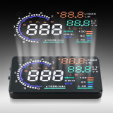 Who Sells The Cheapest A8 5 5 Obd Ii Car Hud Head Up Display With Speed Fatigue Warning Intl Online