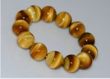 Recent Aa A Grade Natural Yellow Tiger Eye Bracelet