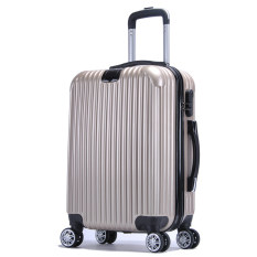 Buying Abs Pc Glossy Protector With Hanger Luggage 20 Inches Champagne