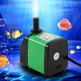 Sale Abs Submersible Pump Fish Tank Aquarium Pond Fountain Water Pump 15W Buy 1 Get 1 Free Gift Intl Online China