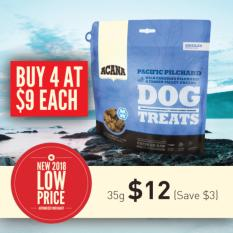 Sale Acana Pacific Pilchard Dog Treats 35G Acana Wholesaler