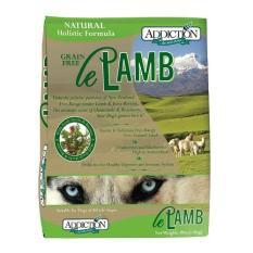 Compare Addiction Le Lamb 4 Lbs