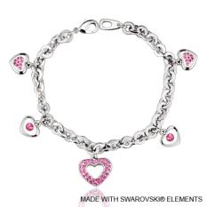 Sale Adora Bracelet Rose Crystals From Swarovski® Lush Addiction Cheap
