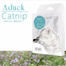 Aduck Catnip By Mr Fluffy.