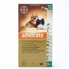 Advocate Flea And Heartworm Treatment For Dogs Lowest Price