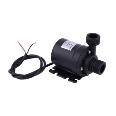 Low Cost Allwin Ultra Quiet Mini Lift 5M 800L H Brushless Motor Submersible Water Pump Dc12V Black Intl