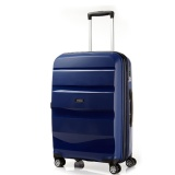 Price American Tourister Bon Air Deluxe Spinner 66Cm Exp Midnight Navy American Tourister Online
