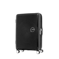 How To Buy American Tourister Curio Spinner 69 25 Exp Tsa Black