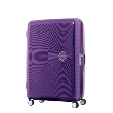 American Tourister Curio Spinner 80 30 Exp Tsa Purple Reviews