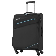 Sale American Tourister Fiji Spinner 69 25 Tsa Black American Tourister Cheap