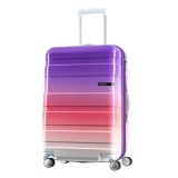 Best Deal American Tourister Hs Mv Deluxe Spinner 69Cm Exp Gradient Purple