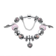 Sale Angel Charm Bracelet Crystals From Swarovski® Online Singapore