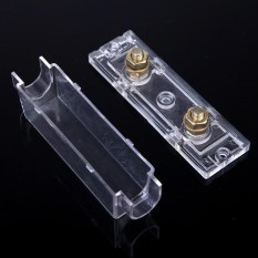 Anl Fuse Holder Distribution Fuseholder Inline Block 0 4 8 Ga - Intl By Tomtop