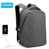 Buy Anti Thief Usb Charging 17 Inch Laptop Backpack Tablet Ipad Galaxy Shoulder Backpack Bag Travel Hiking Sch**l Bag Intl