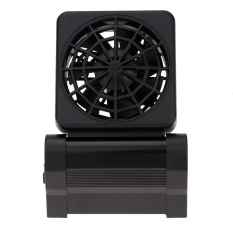 Price Comparisons Aquarium Cooling Fan Fish Tank Cold Wind Chiller Adjustable 2 Level Wind 100 240V Intl
