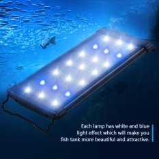 Buy Aquarium Led Light Lighting Lamp Fish Tank Decoration Accessory 300Mm Eu Plug Intl Oem Online