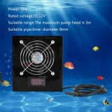 Buy 【Free Gift】Aquarium Thermostat Chiller With Temperature Control For Fish Tank Salt Fresh Water Intl Online China