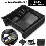 Buy Armrest Secondary Console Storage Box Glove For Volvo Xc60 S60 V60 2009 2014 Intl Not Specified Cheap