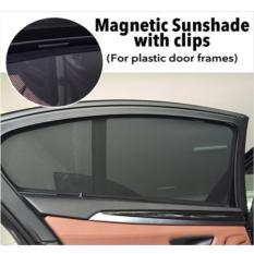 Top Rated Audi A4 B9 2015 2018 Plastic Frame Magnetic Sunshade