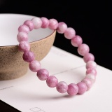Get Cheap Authentic Wintersweet Tourmaline 10Mm Beads Bracelets Natural Stone Gemstone Fashion Crystal Jewelry Accessory Party Gifts Beauty New Intl