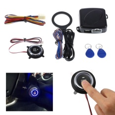 Gaoominy Smart Car Engine Push Start Stop Button Rfid Lock Ignition Keyless Entry System Auto Start Stop Immobilizer Starline