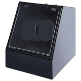Coupon Auto Mute Watch Winder Irregular Shape Wristwatch Display Box Jewelry Storage Case With Eu Plug 3 Intl