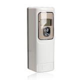 Sale Automatic Digital Aerosol Air Freshener Dispenser Lcd New For Home Office White Oem Online