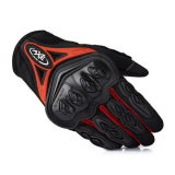 Buy Axe St 07 Motorcycle Racing Protective Touch Screen Gloves M Red Axe Cheap