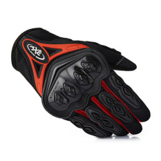 Axe St 07 Motorcycle Racing Protective Touch Screen Gloves M Red Shop