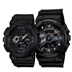 Buy Baby G G Shock Couple Watches Ba110Bc 1A Ga110 1B Casio G Shock Online